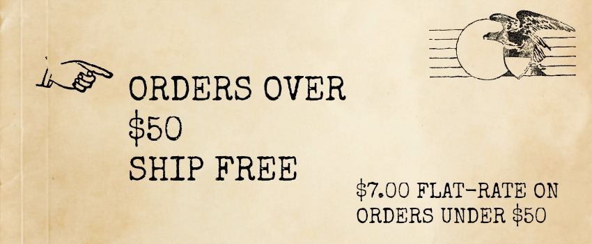 ReginaSpices Free Shipping on orders over $50 and $7 flat-rate for orders under $50
