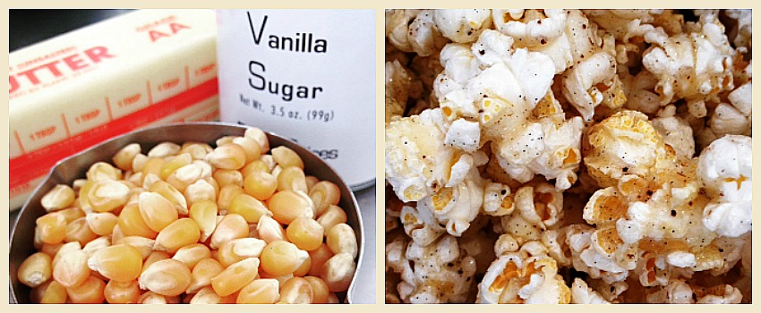 ReginaSpices Vanilla Sugar Popcorn